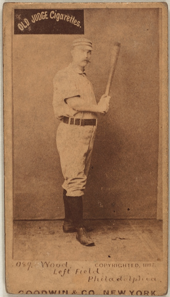 1887 1890 Old Judge N172 14000 Phillies