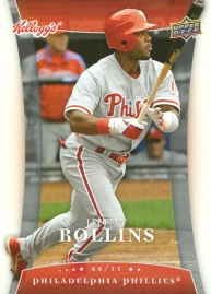 2008 Kellogg Japan Rollins Front