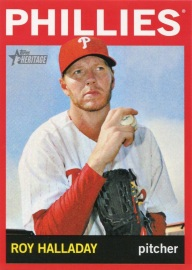 2013 Heritage Red Halladay Front