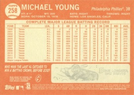 2013 Heritage Young Back