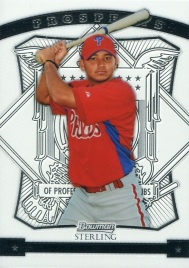 2009 Bowman Sterling Prospect Galvis