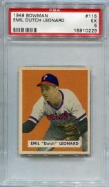 1949 Bowman Leonard