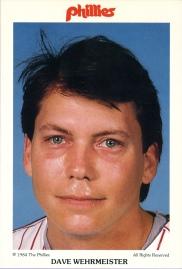 1984 Tastykake Wehrmeister