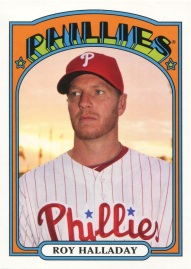 2013 Topps Archives Halladay