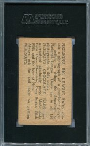 1922 Neilson's V61 King Back