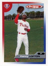 2005 Topps Total Lofton
