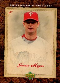 2007 UD Majestic ALumni Night Moyer