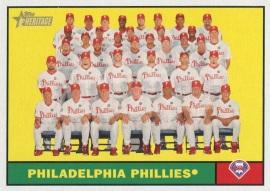 2010 Topps Heritage Phillies