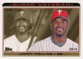 2014 Topps SV Rollins