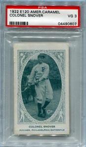 1922 E120 Snover