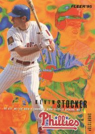 1995 Fleer Stocker