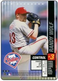 2002 MLB Showdown Wolf