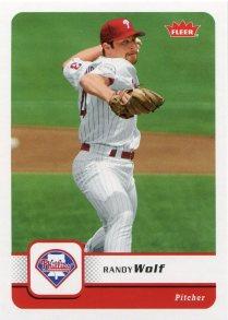 2006 Fleer Wolf