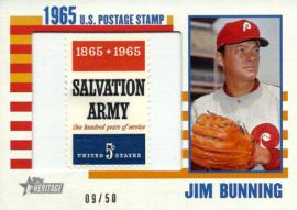 2014 Heritage Bunning Stamp