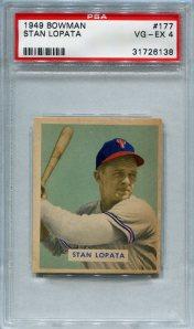 1949 Bowman Lopata