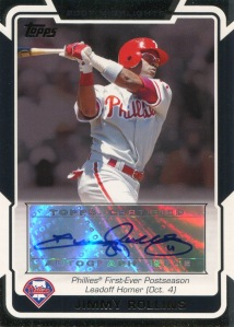 2008 Topps 07 HL Rollins Auto