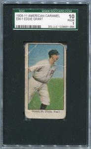 1909-11 AC Eddie Grant